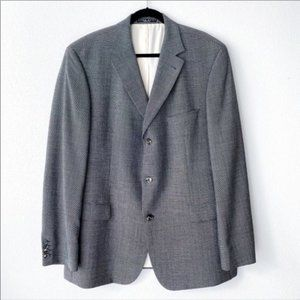 Hugo Boss Rossellini Wool Gray Sports Coat Blazer